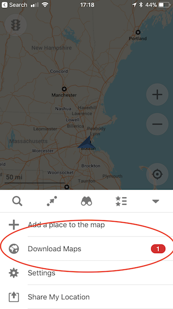 HOW TO USE OFFLINE MAPS & A TOP 5 MAP APP COMPARISON