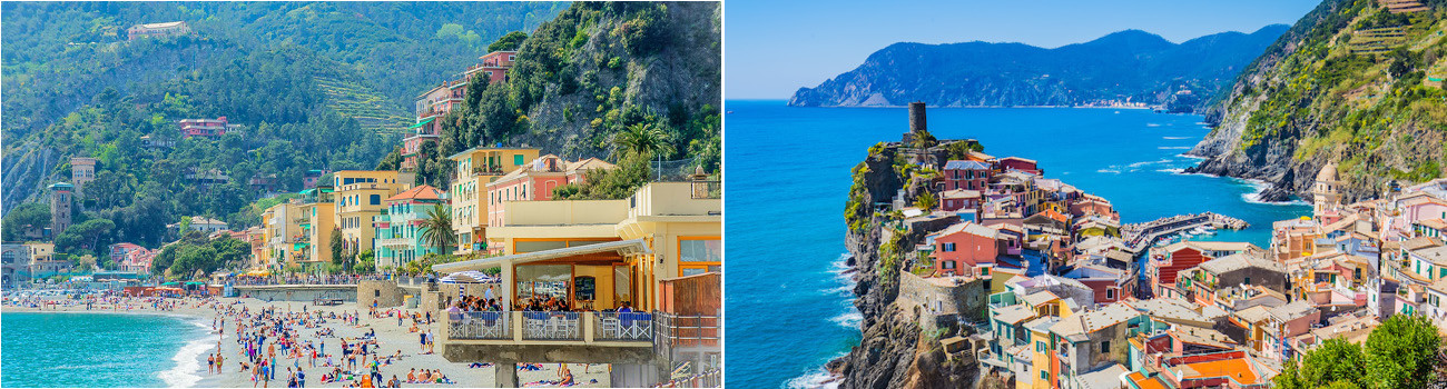 Cinque-Terre-Italy-Villages-of-Monterrosa-and-Vernazza-2Panel-Itinerary