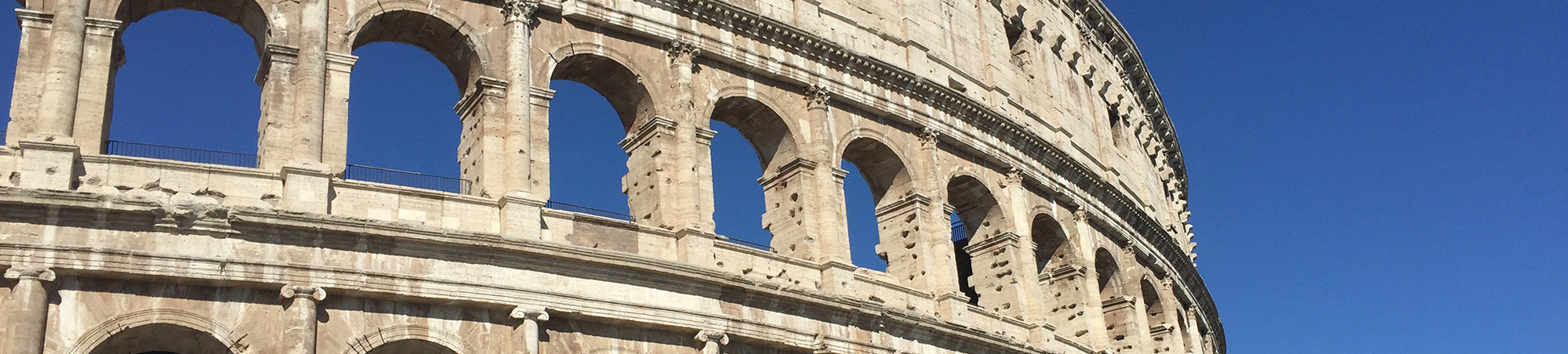 Colosseum Rome Itinerary