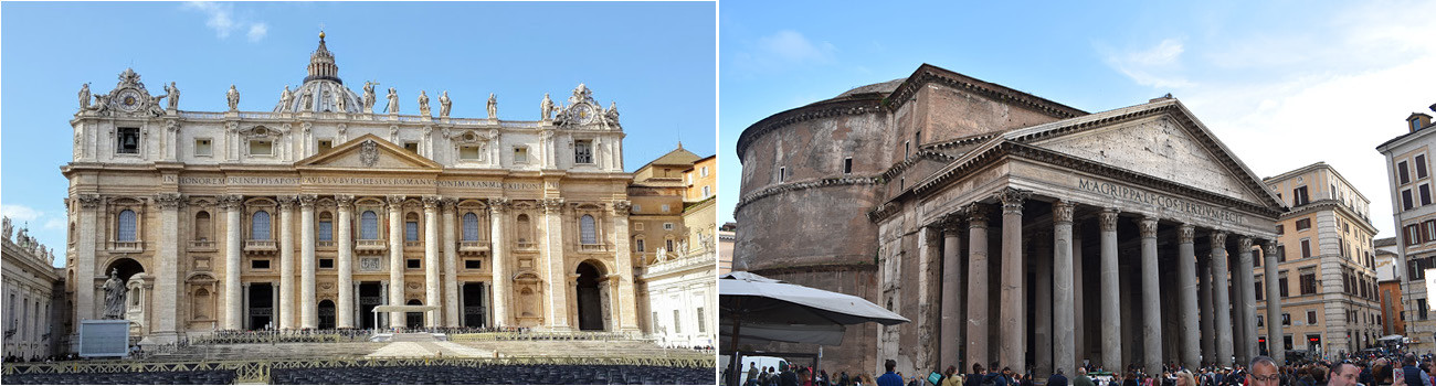 Rome-Italy-Vatican-and-Pantheon-2Panel-Itinerary