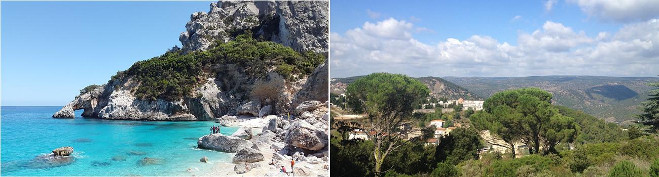 Sardinia-Italy-Coastline-and-Vista-2Panel-Itinerary