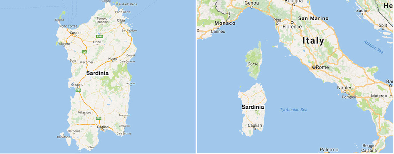 Sardinia-Map-Itinerary-2Panel