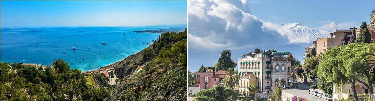 Sicily-Coastline-and-Taormina-Italy-2Panel-Itinerary