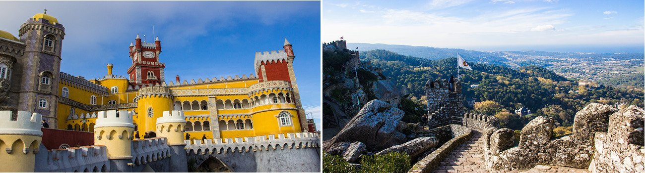 Sintra-Pena-Palace-and-Moorish-Castle-Portugal-2Panel-Itinerary
