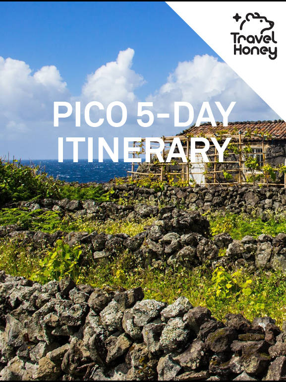 Travel Honey-Pico-5Day-Itinerary