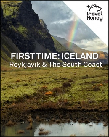 FIRST TIME ICELAND