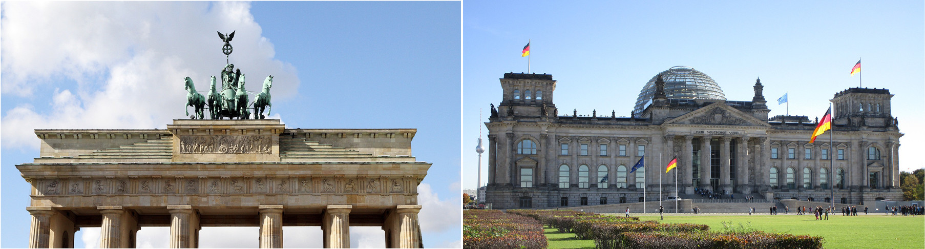 Brandenburg-Gate-Reichstag-Building