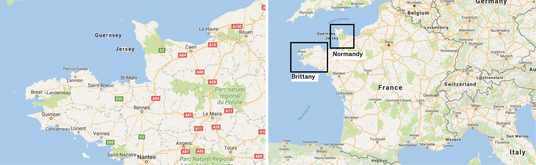 Map-Brittany-Normandy