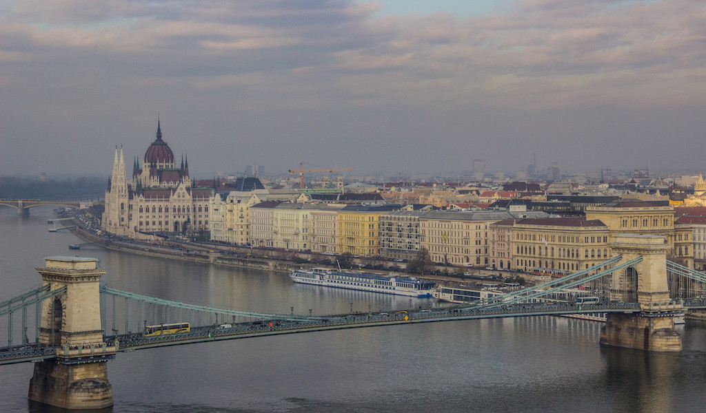 Where-to-Stay-in-Budapest-Chain-Bridge-Parliament