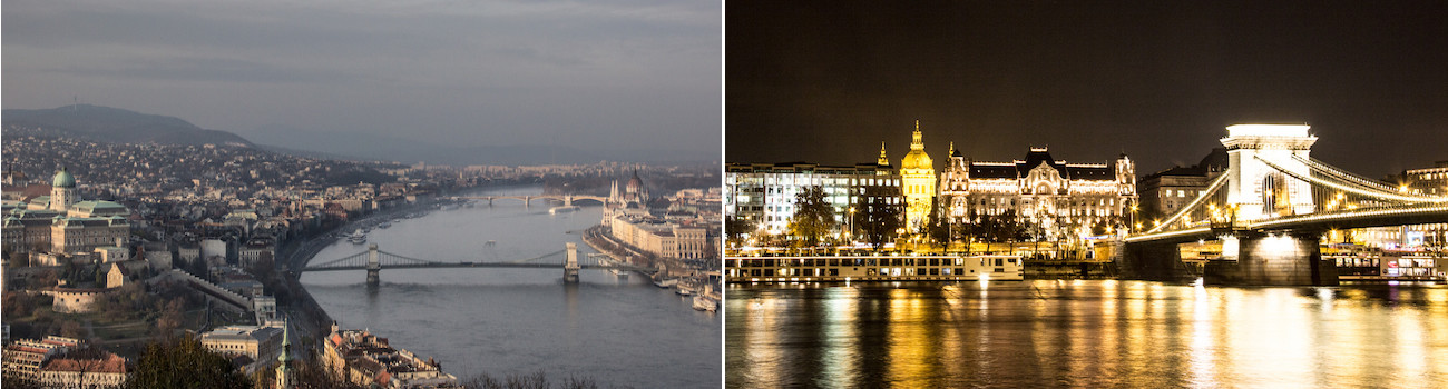 Budapest-Citadella-View-Chain-Bridge-Double-Image