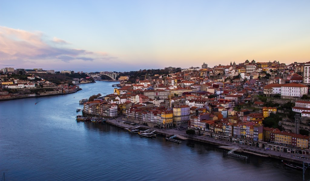 Lisbon-or-Porto-View-of-Porto-Portugal-Image