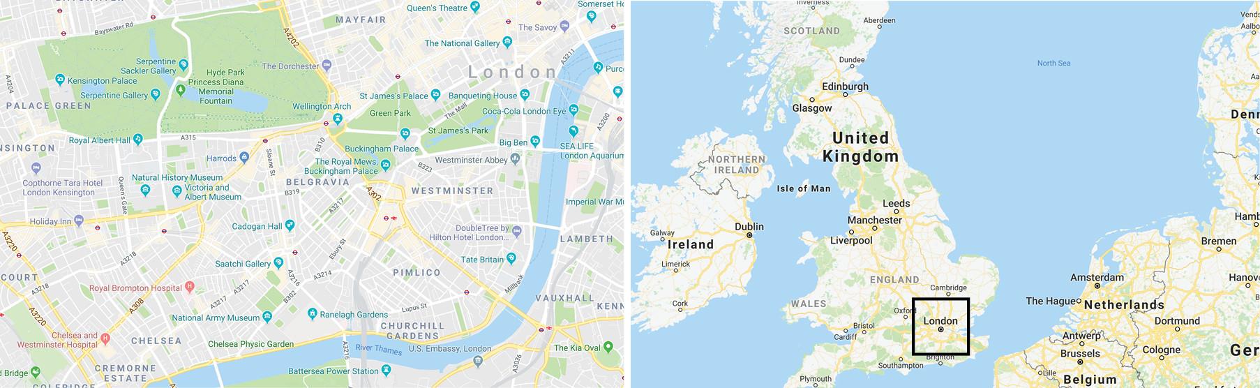 Map-London-England