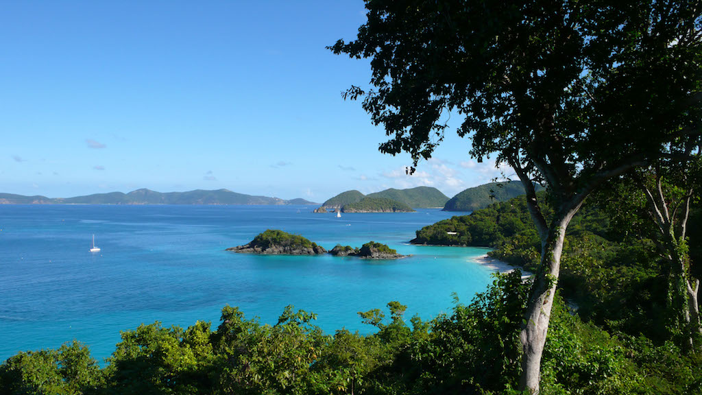 Photo-St.-John-USVI-Beach