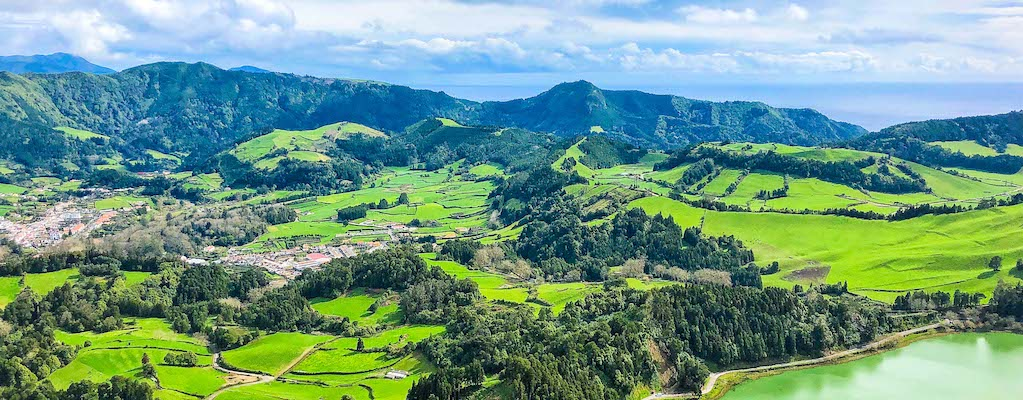 Green Furnas Valley - Travel Honey Trips to the Azores