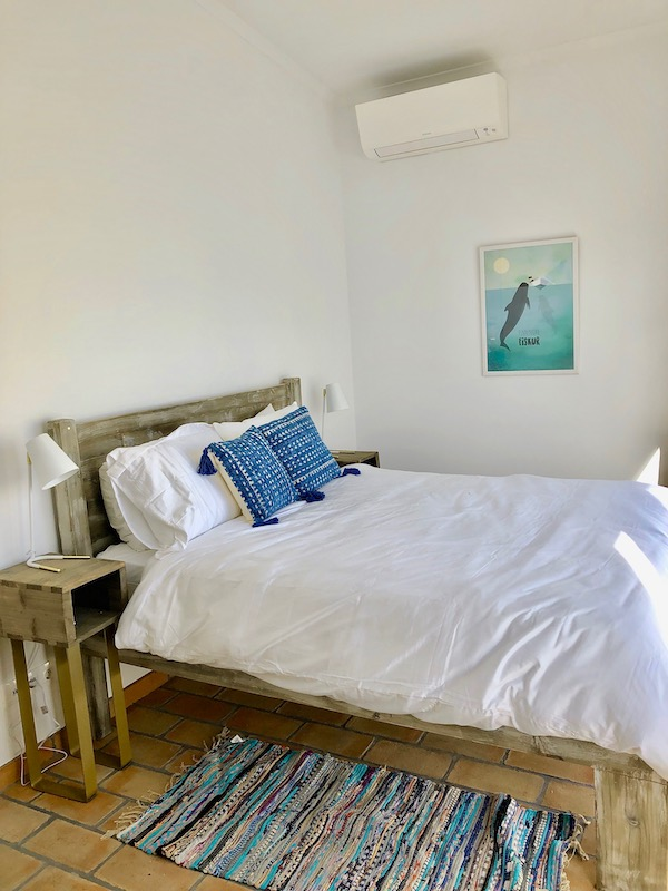 Azores-Luxury-Property - 1-Second-Bedroom-Bed