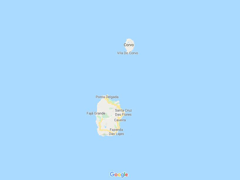 Where-are-the-Azores-Western-Azores-Islands-Map