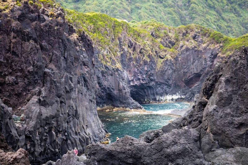 Sao-Jorge-Island-Azores-Ocean-Caves