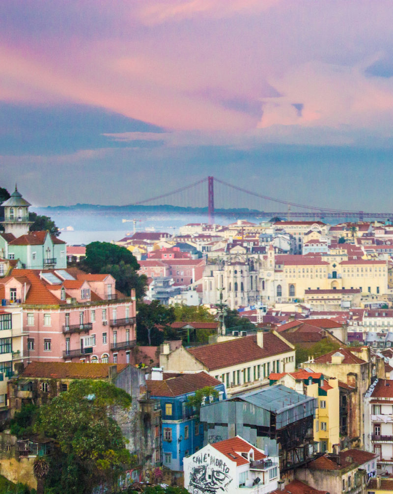 Lisbon-Bridge-Night