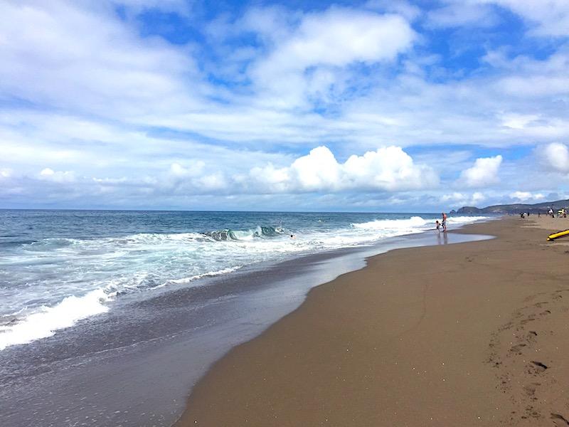 Santa-Barbara-Beach-Showing-Social-Distancing-Azores-Sao-Miguel