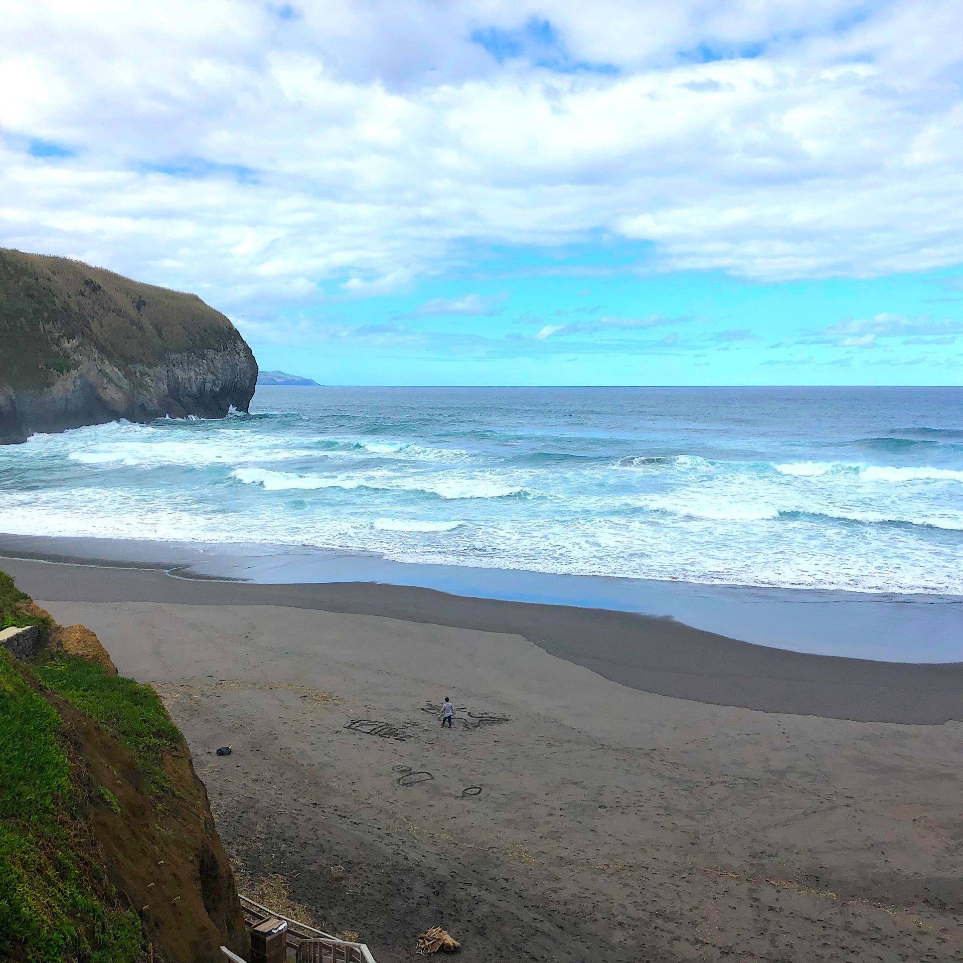 Santa-Barbara-Beach-Azores-Weather-in-October